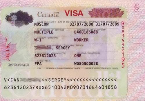 [SLK-TOUR] Документы необходимые для получения визы,