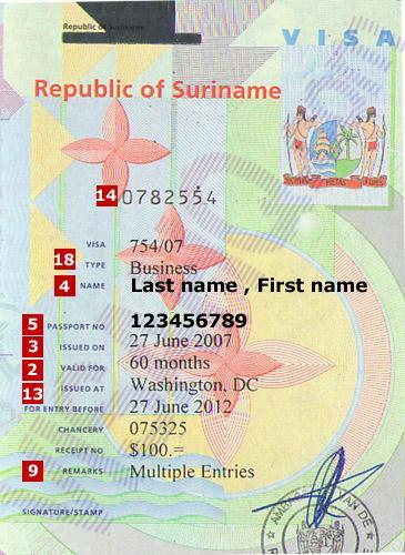 [SLK-TOUR] Перечень документов для получения визы,
